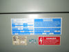 Picture of F-BPS AMP Fusible Main Boltswitch 3000A 480V 3PH 3W Nema 1 Used E-OK