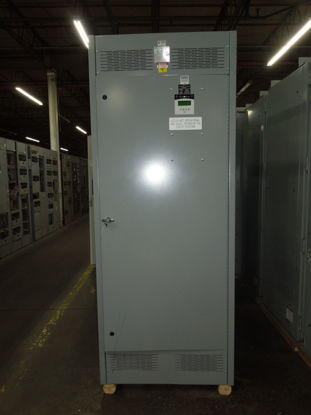 Picture of ATS EMI Automatic Transfer Switch 3000A 208Y/120V 3Ph 4W Nema 1 Used E-OK