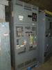 Picture of Square D QED Power Style Switchboard 2500A 3ph 480Y/277V Stand Alone Fused Main BP3425IE Red Back Plate Used E-OK
