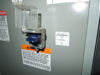 Picture of GE SSF30G330 Main Breaker 3000 Amp 600 Volt RELT Switch W/ GE Spectra Distribution LSIG NEMA 3R Used E-OK