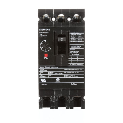 Picture of ED63A002 ITE/Siemens Motor Circuit Protector