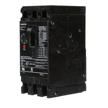 Picture of ED63A100 ITE/Siemens Motor Circuit Protector