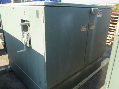 Picture of S & C PMH-6 14.4KV 55212R2-C3G7HJK8 Mounted Switchgear for Outdoor Distribution Used E-OK