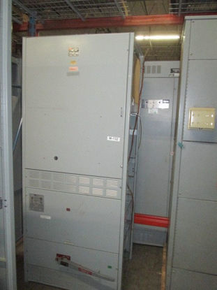 Picture of FPE 2000 Amp 480/277 Volt 3 Phase 4 Wire VL3610-ST Main Fusible Panel w/ GFI NEMA 1 (M-132)