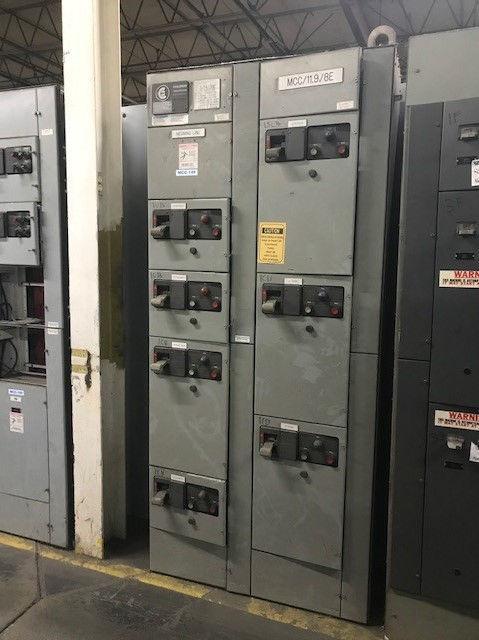 Picture of Challenger Powermaster MCC 600 Amp MLO 480Y/277 Volt