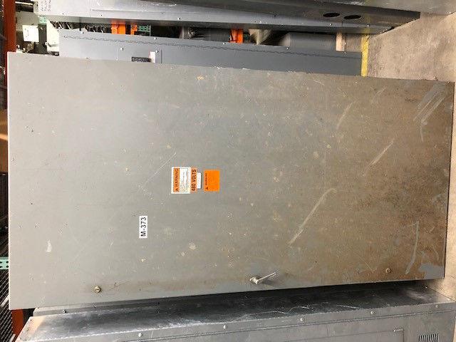 Picture of Square D I-Line Series Panelboard MLO 400 Amp 600 Volt NEMA 3R/5/12