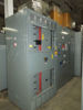 Picture of Square D Power Style Switchboard 2500 Amp Fusible Main w/ I-Line Dist. 480 Volt W/GF NEMA 1 Used E-OK M-383
