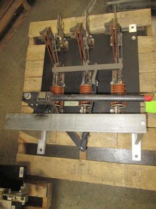 Picture of Pringle Philadelphia 1600 Amp 240 Volt Fusible Pressure Contact Switch