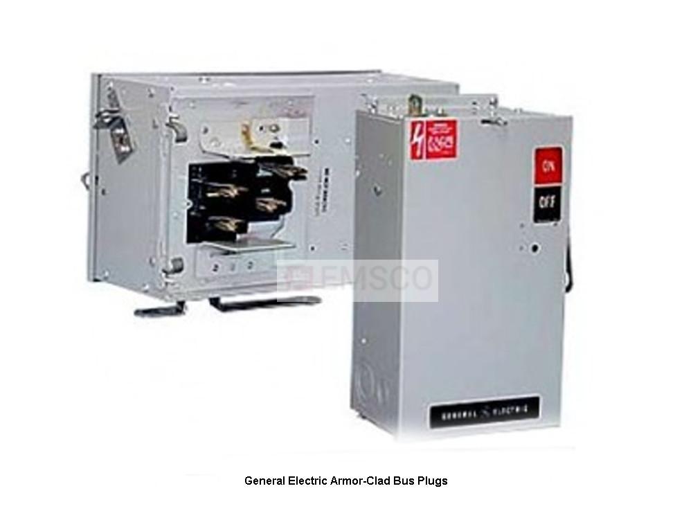Picture of AC364RGJ GE Bus Plug