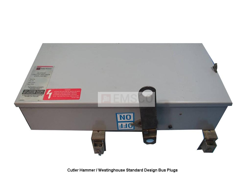 Picture of BPJDC3100N Cutler-Hammer/ Westinghouse Bus Plug