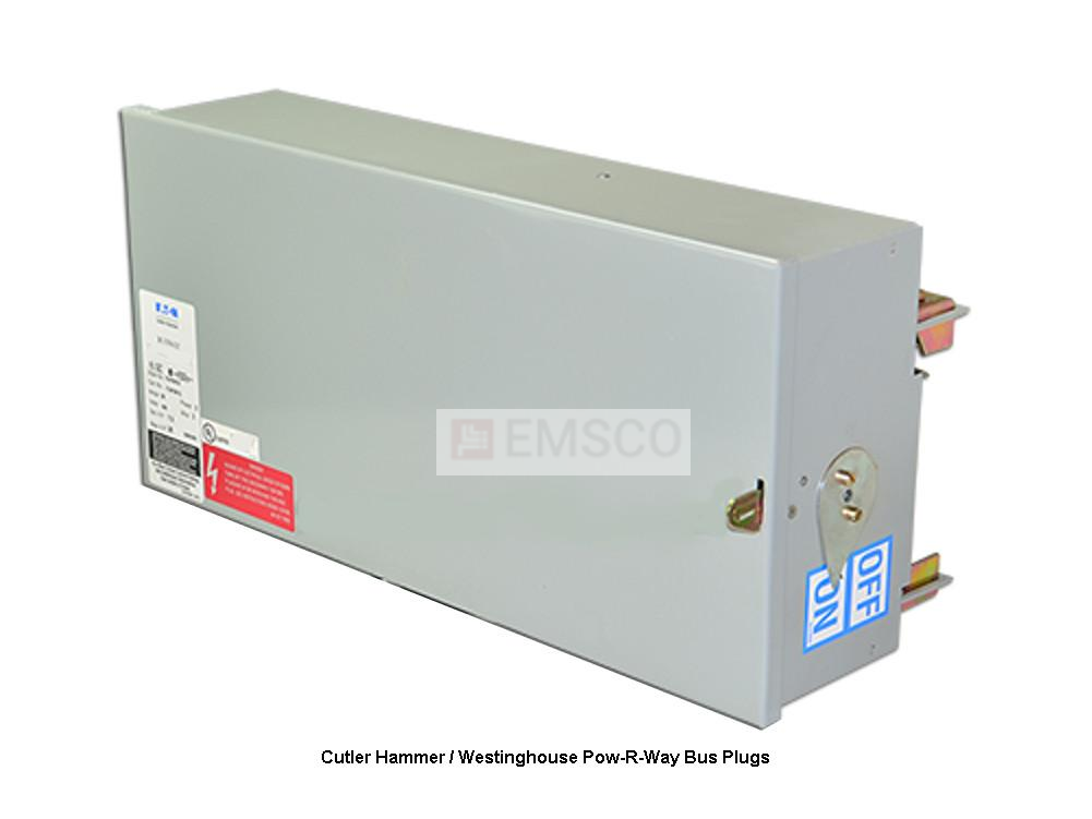 Picture of IBPJDC3125G Cutler-Hammer/ Westinghouse Bus Plug