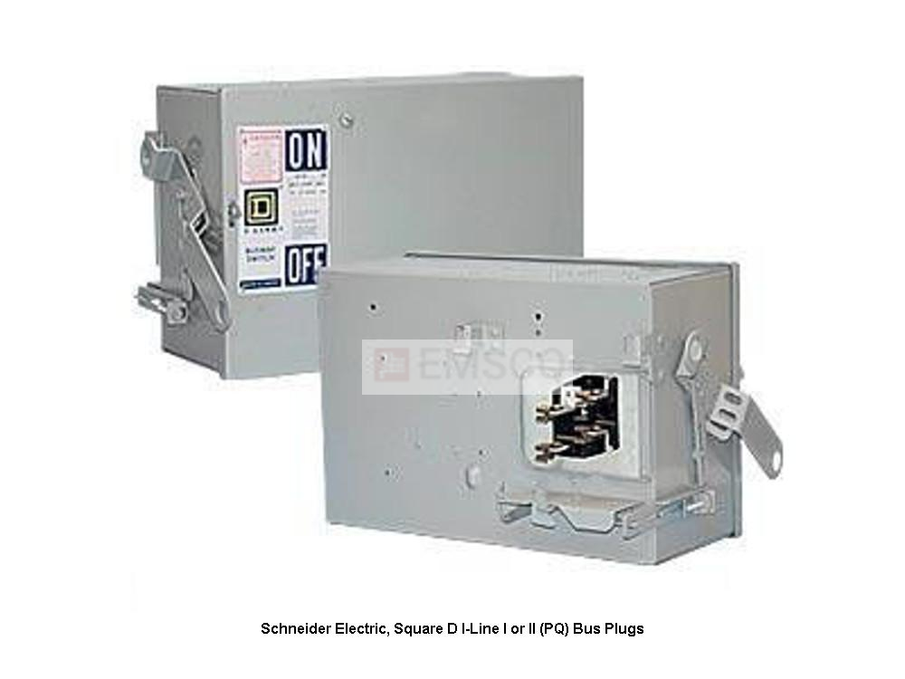 Picture of PKA36100GN Square D/ Schneider Electric Bus Plug