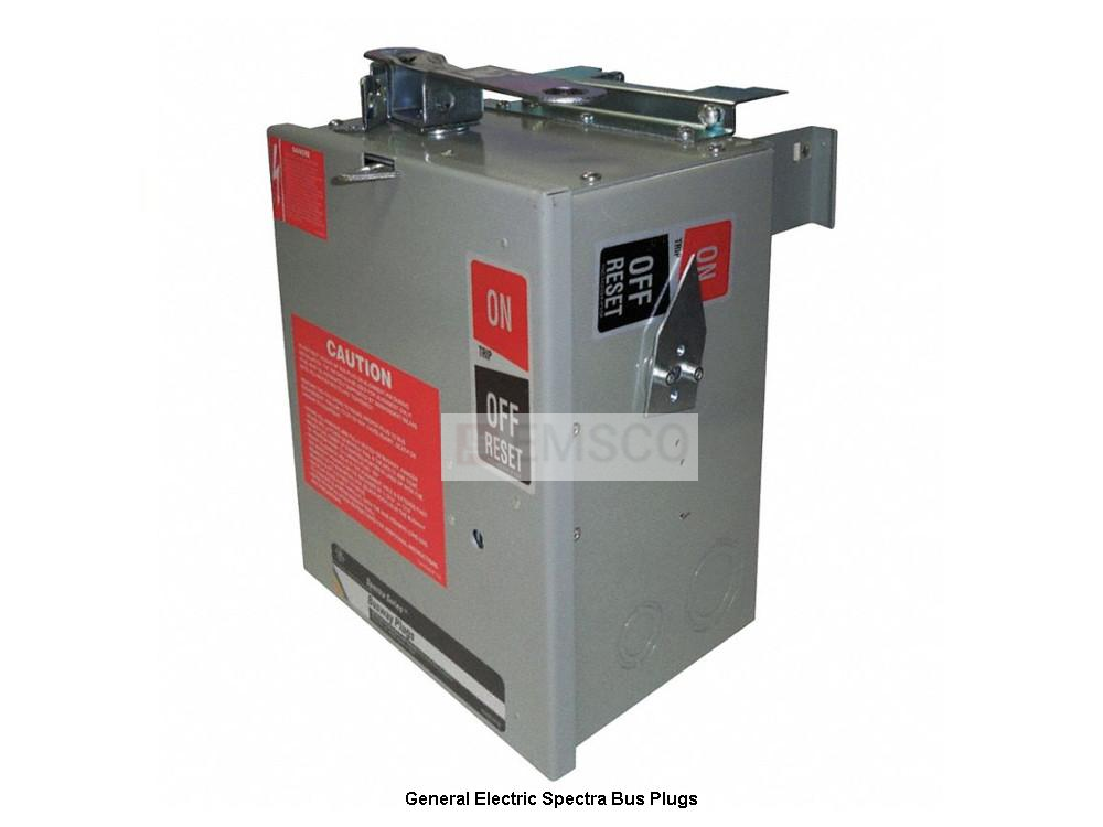 Picture of SB38SGHGF GE Bus Plug