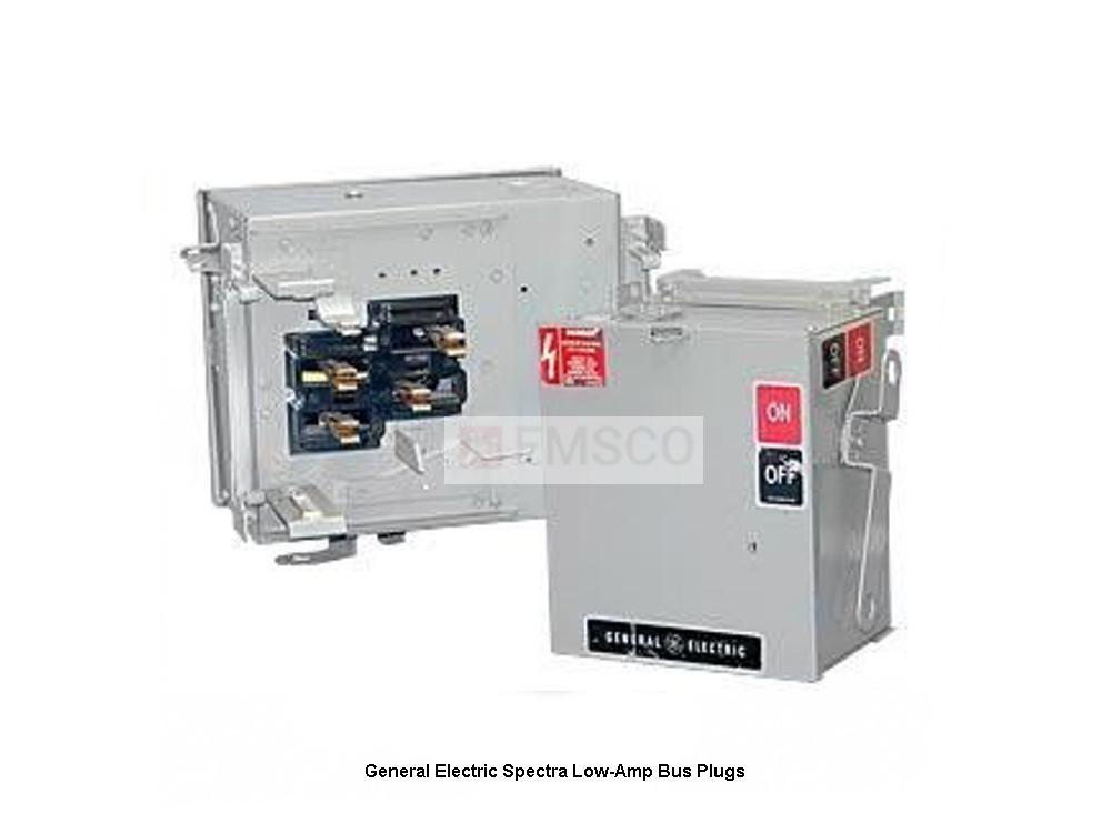Picture of SL363RGJ GE Bus Plug